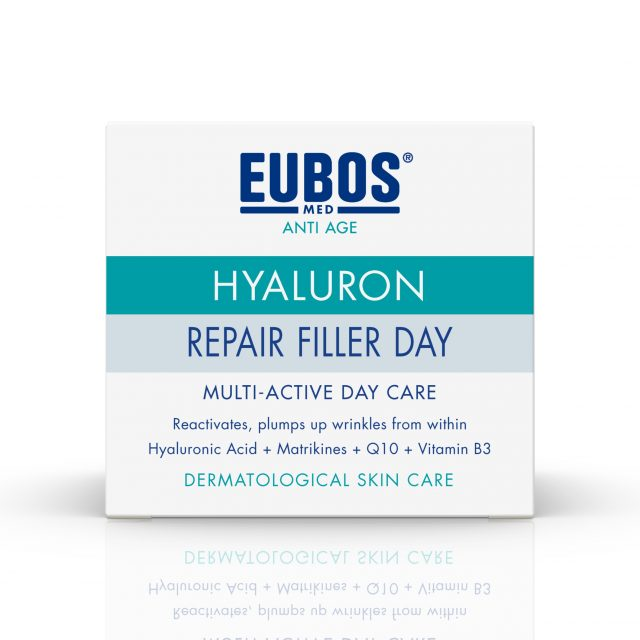 EUBOS ANTI AGE HYALURON REPAIR FILLER DAY 50ML